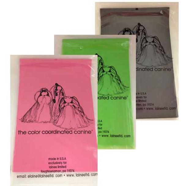 Colored Plastic Wraps - Standard