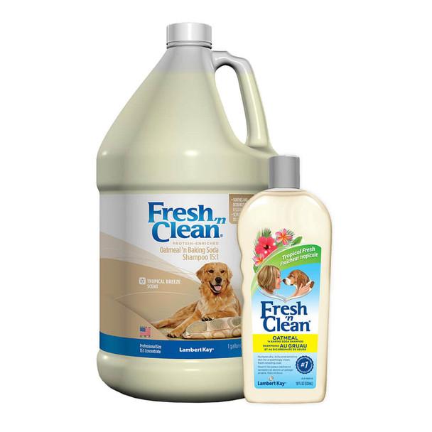 Fresh 'n Clean Oatmeal/Baking Soda Shampoo Tropical Fresh Scent
