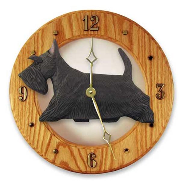 Wall Clocks in Light Oak by Michael Park