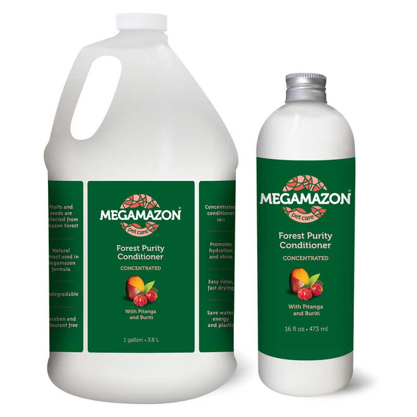 Megamazon Forest Purity Conditioner