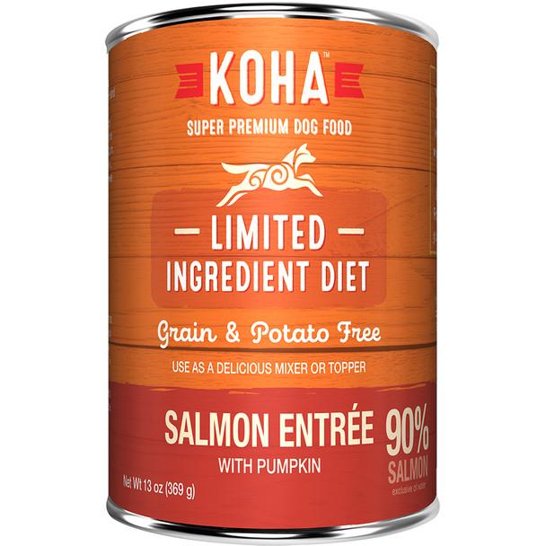 KOHA Limited Ingredient Diet Salmon Entree