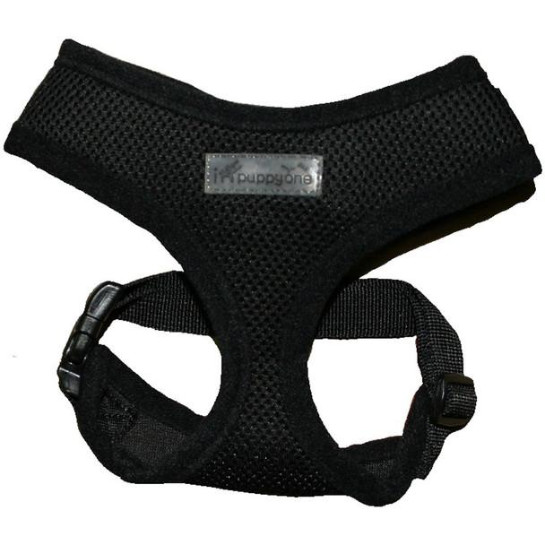 PetUs Black Harnesses