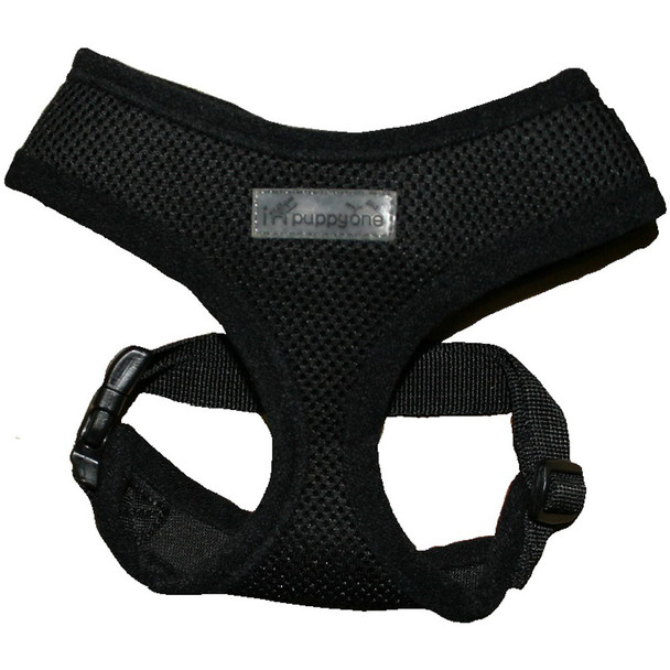 PetUs Black Harnesses