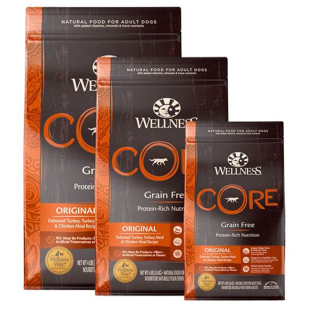 Wellness CORE Dog Food - Original