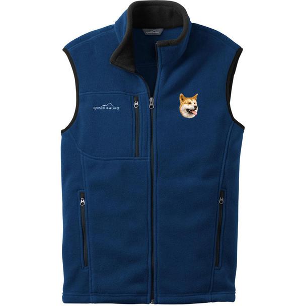 BirdDawg Embroidered Mens Fleece Vests