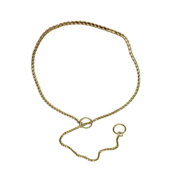 Alvalley Gold Slip Snake Chains