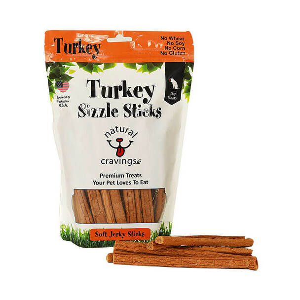 Natural Cravings Sizzle Sticks Turkey