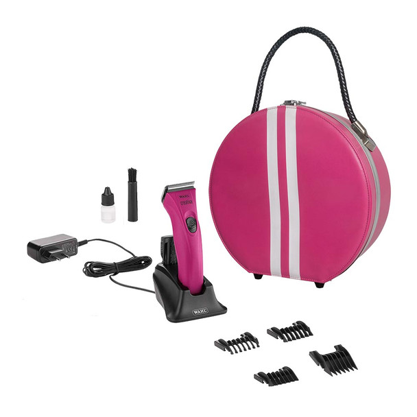 Wahl Creativa Pink Tote with 5-in-1 Cordless Clipper