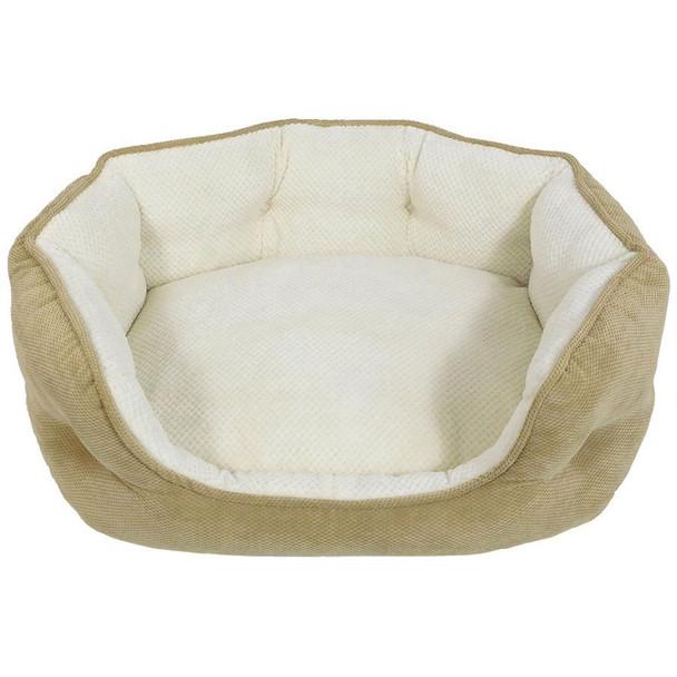 Arlee Hudson Orthopedic Cozy Bed Sand