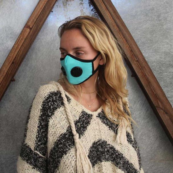 Vogmask Organic 2-valve Filtering Mask