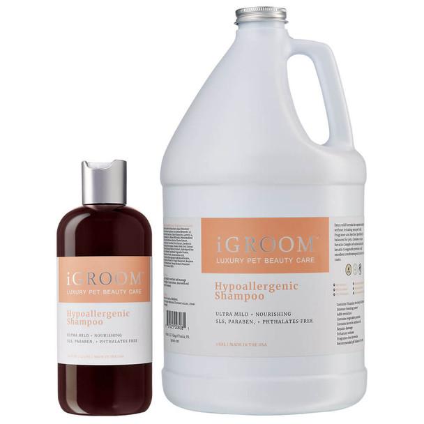 iGroom Hypoallergenic Shampoo
