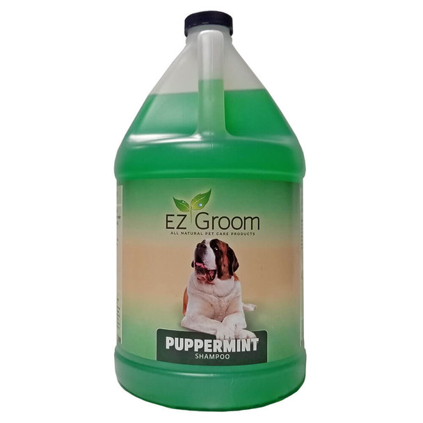 EZ Groom Puppermint Shampoo - Gallon