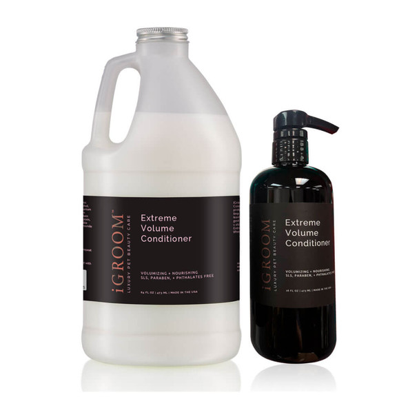 iGroom Extreme Volume and Thickening Conditioner