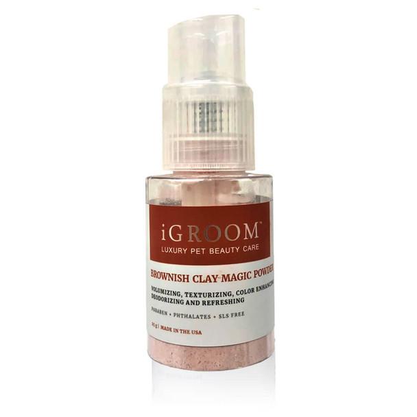 iGroom Magic Powder - Brownish Clay