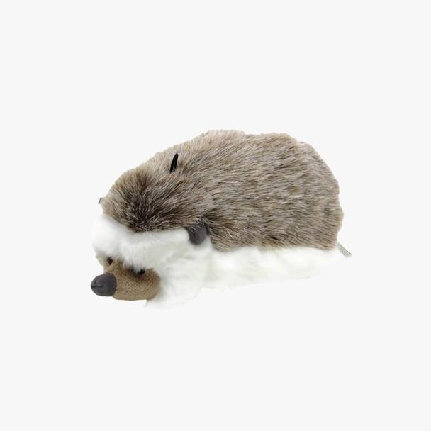 "Fluff and Tuff Harriet Hedgehog 8"" Dog Toy"