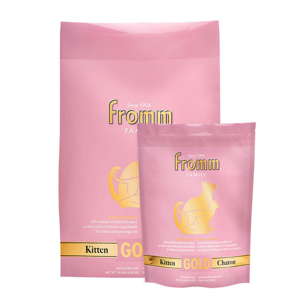 Fromm Gold Kitten Formula Dry Cat Food