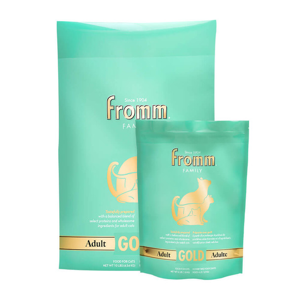 Fromm Gold Adult Formula Dry Cat Food