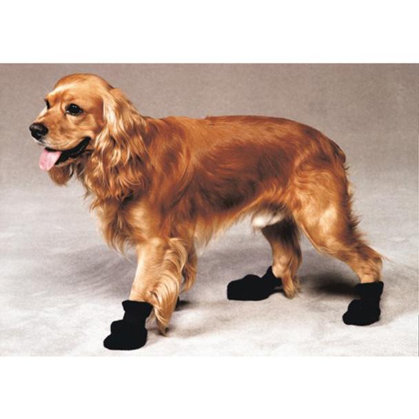 Arctic Fleece Dog Boots