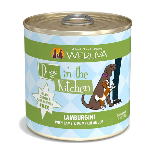 Weruva Dogs in the Kitchen Lamburgini Canned Dog Food