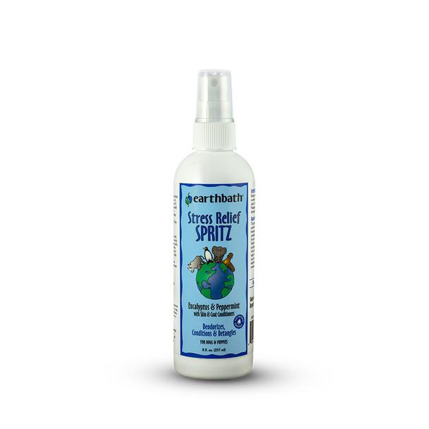 earthbath® Eucalyptus & Peppermint Stress Relief Spritz Made in USA 8 oz