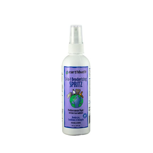 earthbath® Rosemary 3-IN-1 Deodorizing Spritz Made in USA 8 oz