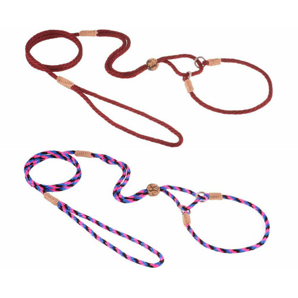 Alvalley Nylon Martingale Show Leads - 10 Inch