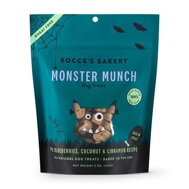 Bocce's Bakery Monster Munch Dog Treats 5oz