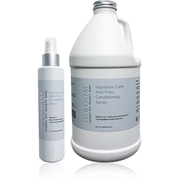 iGroom Squalane Care Anti-Frizz Conditioning Spray
