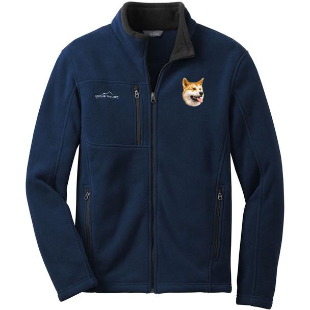 BirdDawg Embroidered Mens Fleece Jackets