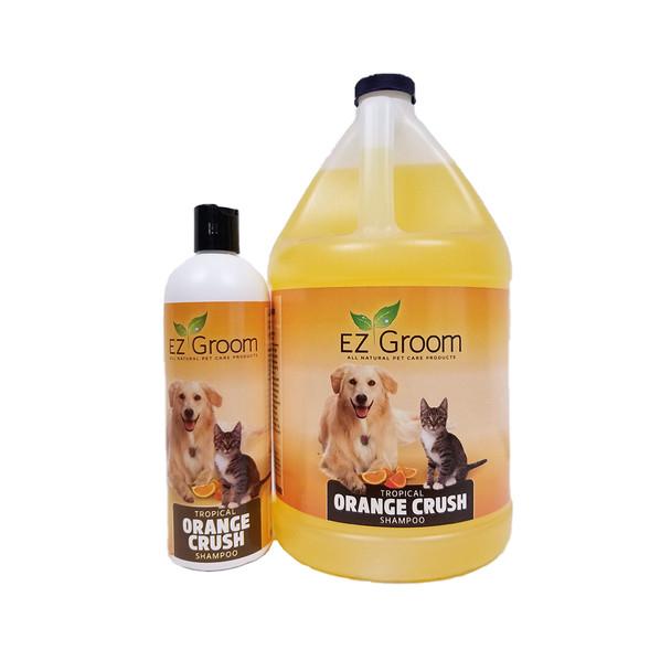 E-Z Groom Orange Crush Conditioning Shampoo