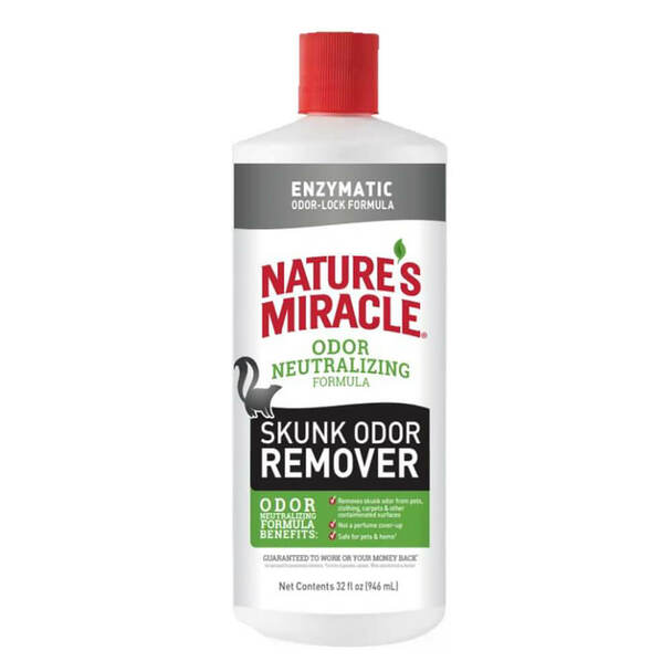 Natures Miracle Skunk Odor Remover 32oz