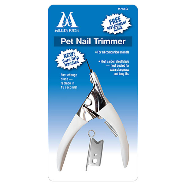 Millers Forge Pet Nail Trimmer Guillotine Style