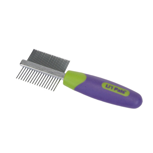 Lil Pals Double Sided Comb for Little Dogs