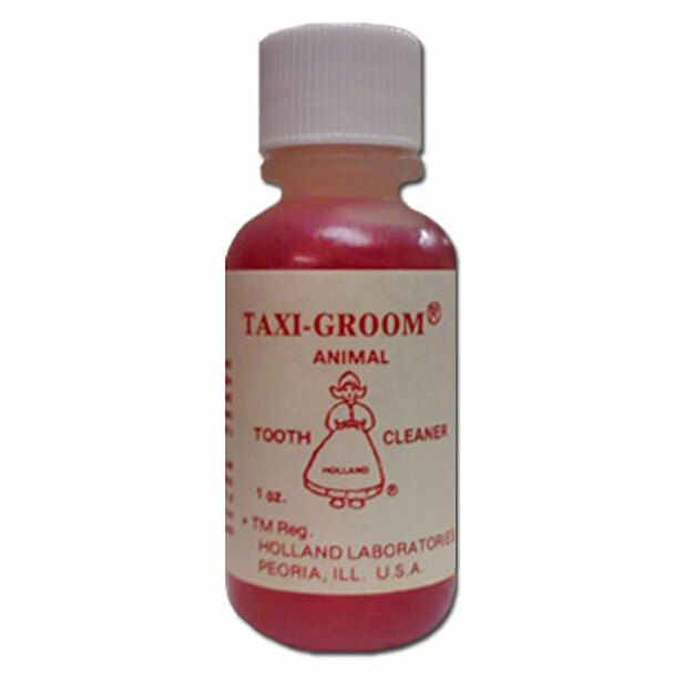Taxi-Groom, 1oz bottle