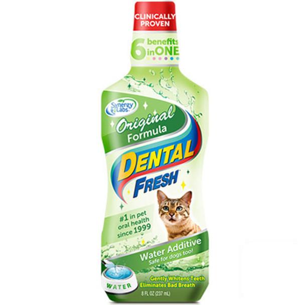 Dental Fresh for Cats 8oz bottle