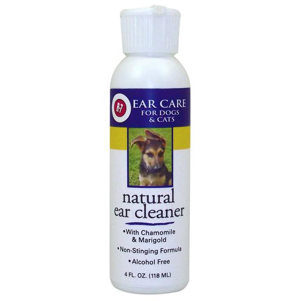 R7 Natural Ear Cleaner, 4oz bottle