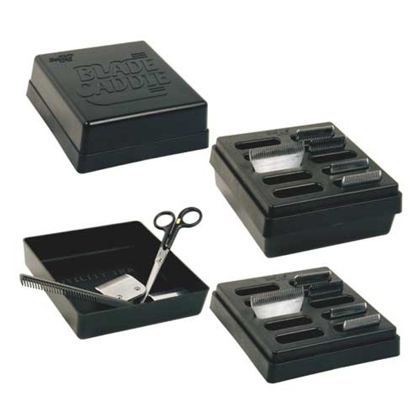 Double K Blade Caddie and Blade Wash Tray Combo