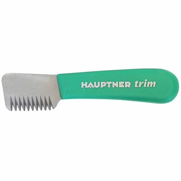 Hauptner Trim Stripping Knife, Left Handed Coarse (Green)