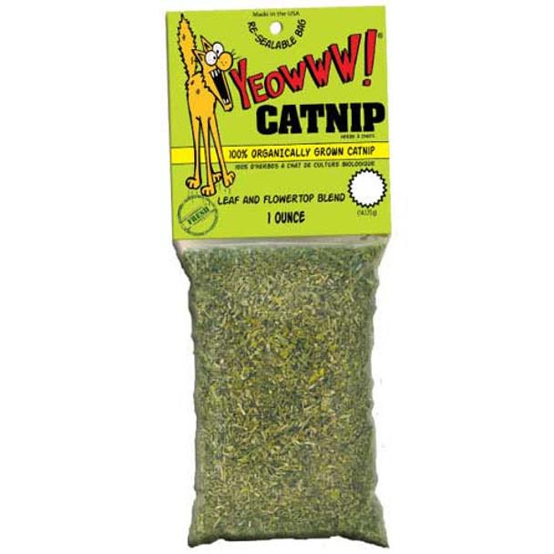 Yeowww Catnip 1oz Bag