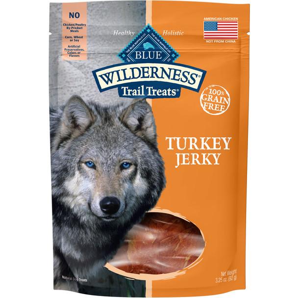 Blue Buffalo Wilderness Trail Treats Turkey Jerky
