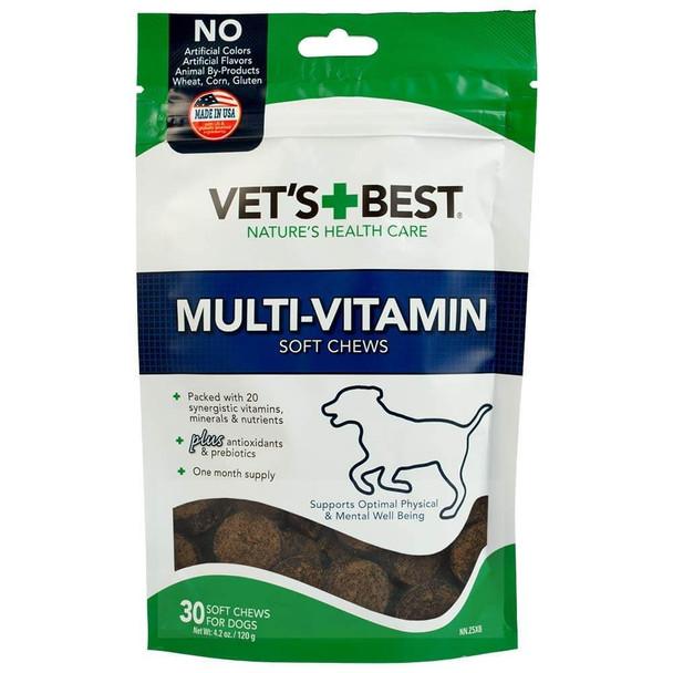 Vets Best Multi Vitamin Soft Chew