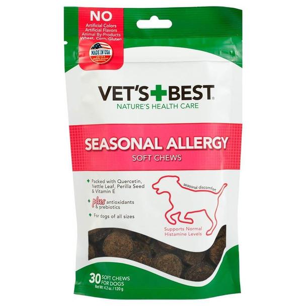 Vets Best Season Allergy Soft Chews