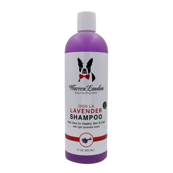 Warren London Oh La Lavender Shampoo for Dogs