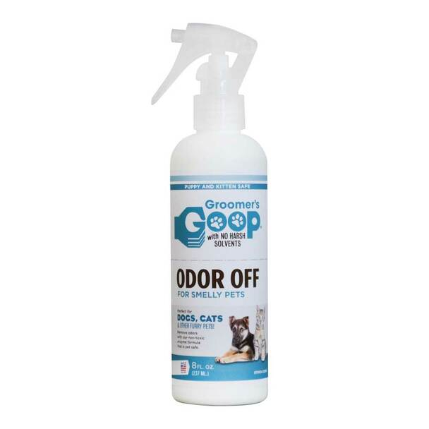 Groomers Goop Odor Away Spray