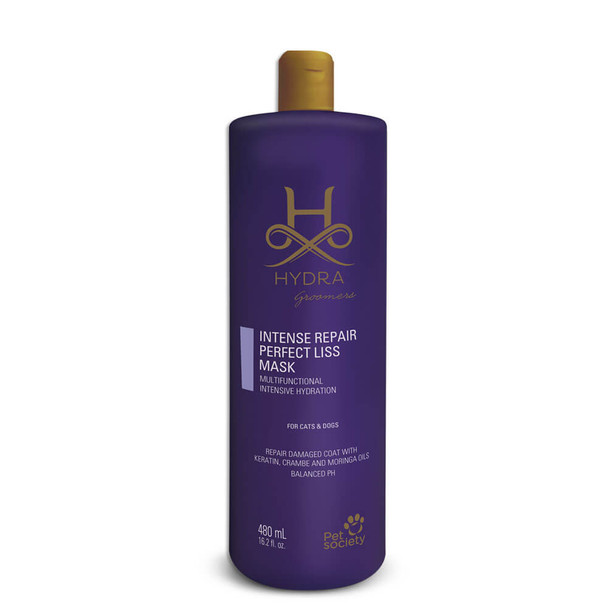 Pet Society Hydra Intense Repair Perfect Liss Mask 16.2 Ounce
