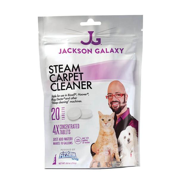 Jackson Galaxy Steam Carpet Cleaner