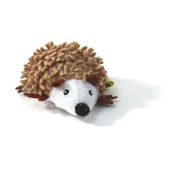 BeOneBreed Porcupine Plush Cat Toy