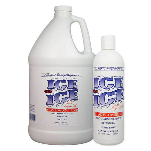 Chris Christensen Ice on Ice Detangling Conditioner