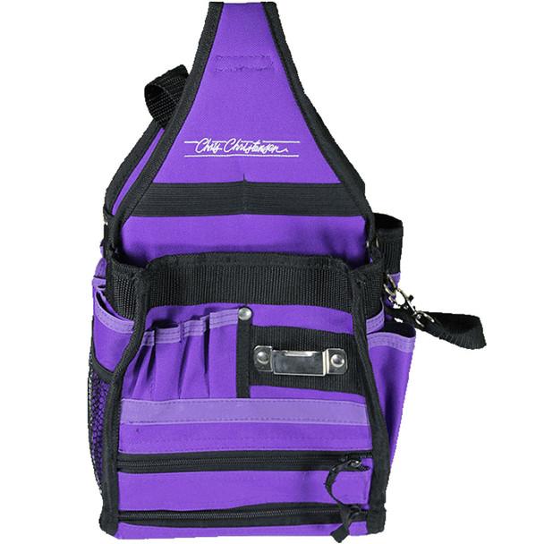 Chris Christensen Ringside Tote Bag - Purple