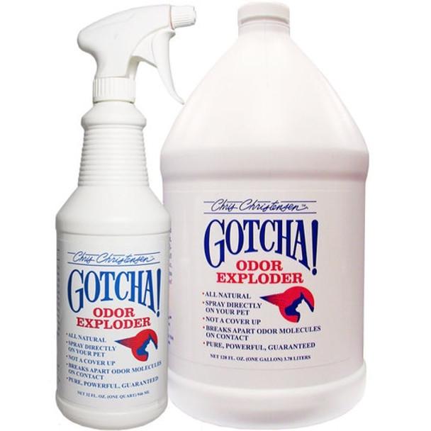 Chris Christensen Gotcha Odor Exploder